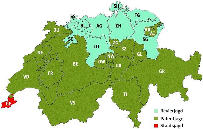 schweizerkarte